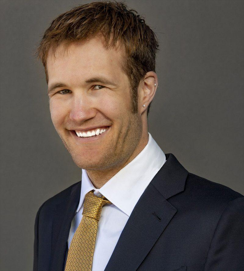 Bryce Daifuku. CEO of MintDice