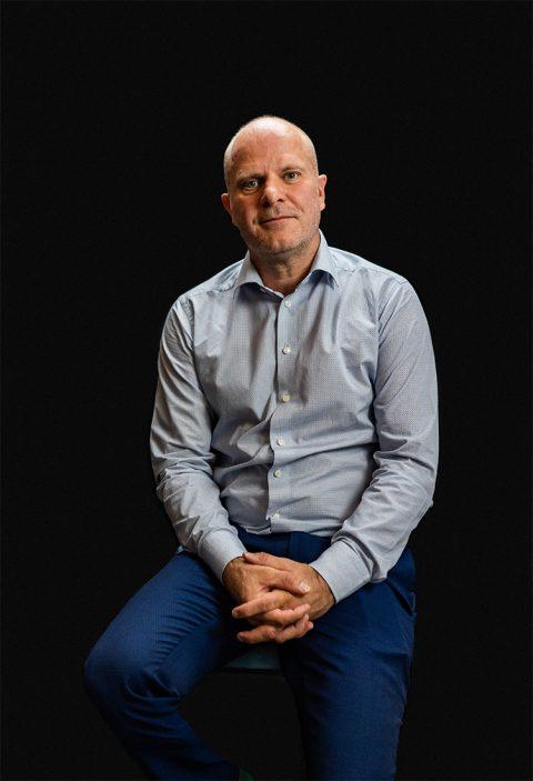 Sebastian Jespersen CEO of Vertic