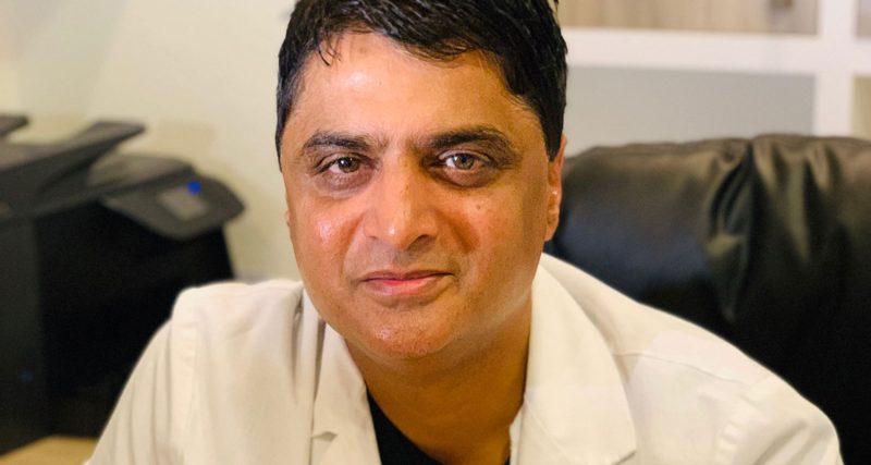 Dr. Raju Mantena