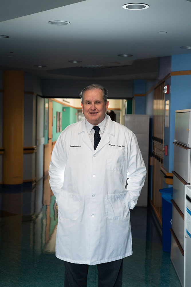Dr. Vince Tuohy
