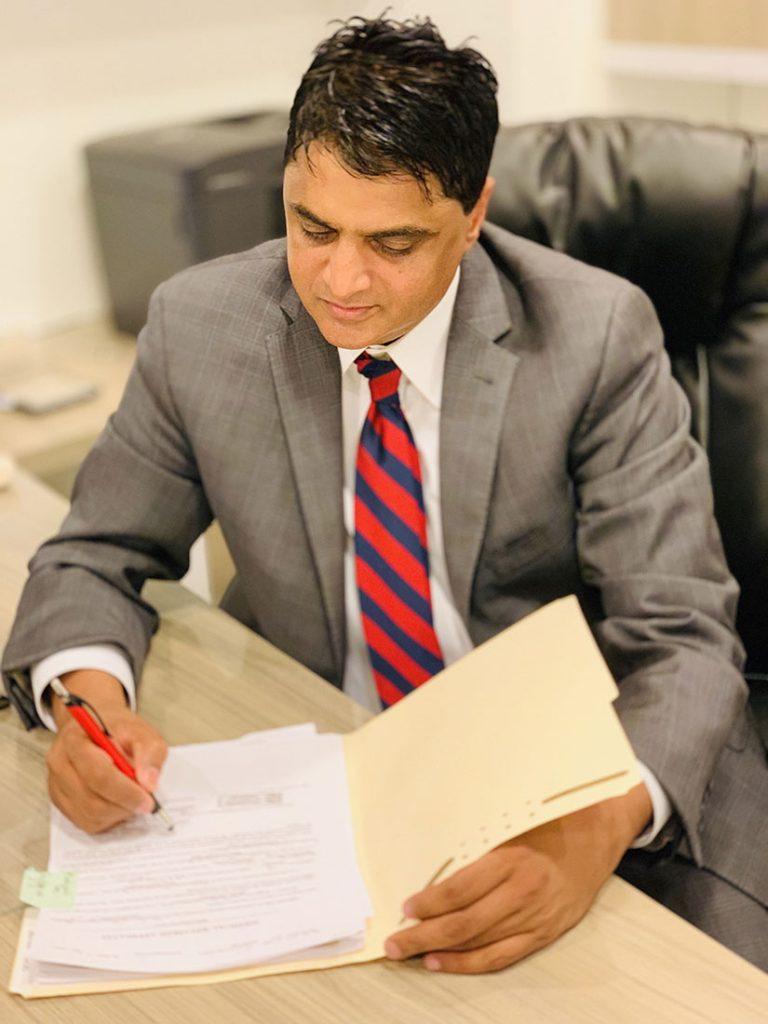 Dr. Raju Mantena, pain management expert