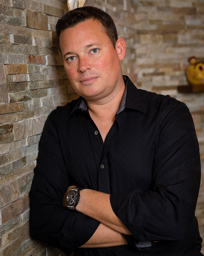 TIM J. SCHMIDT Founder and CEO of SkinPro