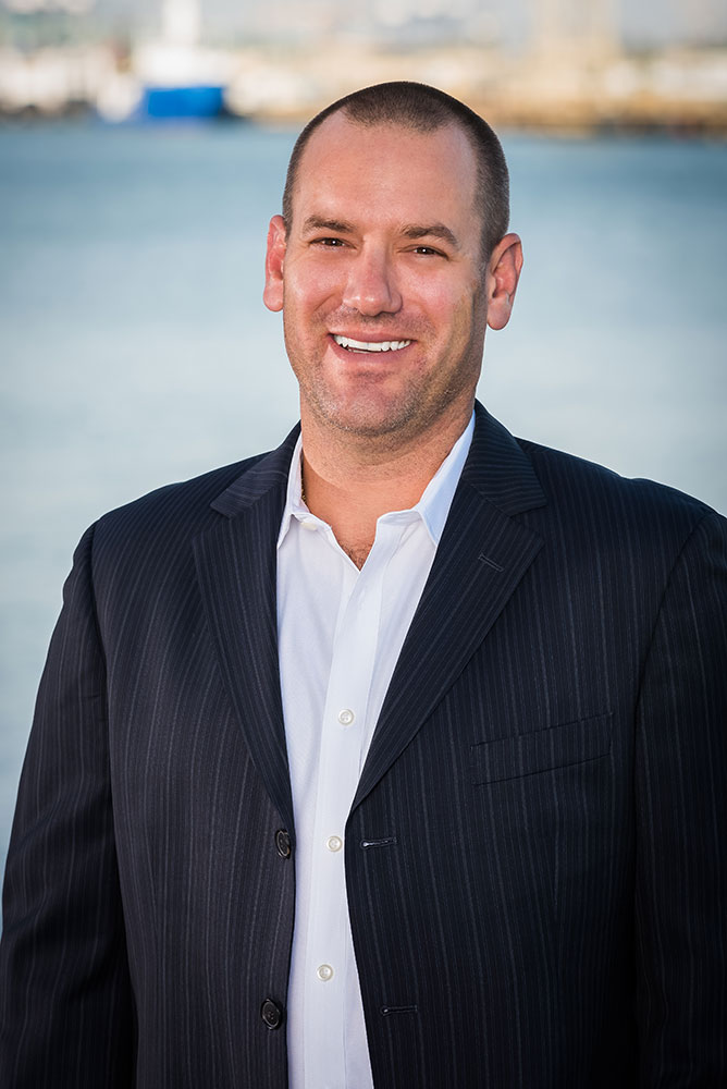 Erik Rosini, CEO of Standard Fish