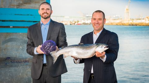 Erik Rosini & Daniel Ragsdale: From The Sea Straight To The Door