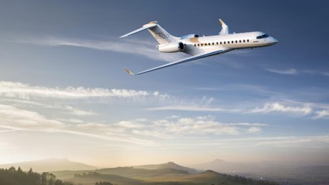 The Bombardier Global 6500 Quintessentially Global