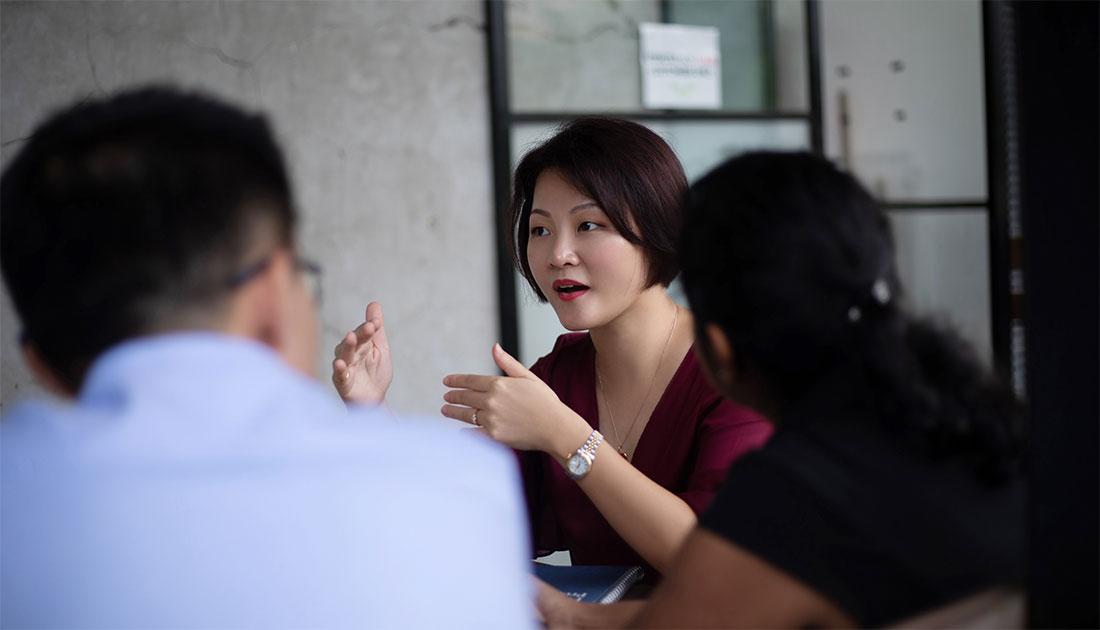 Chuen Chuen Yeo-Leadership Agility Coach