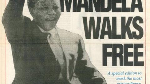 Commemorating 30 years of Nelson Rolihlahla Mandela's release