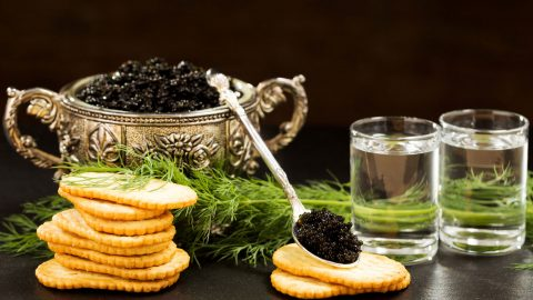 World's Finest Caviar. The World of Caviar