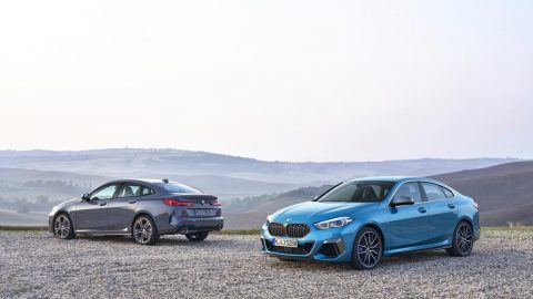 The first-ever BMW 2 Series Gran Coupe A new generation of extrovert coupe