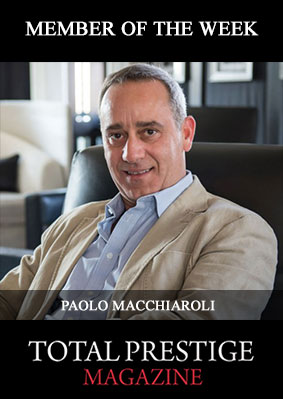 MEMBER OF THE WEEK - Paolo Macchiaroli. Founder and CEO of My Private Villas