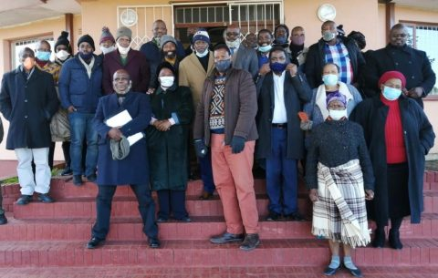 Peace and reconciliation reigns in AbaThembu Kingdom