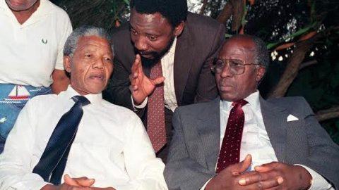 Tribute to Isithwalandwe Andrew Mlangeni