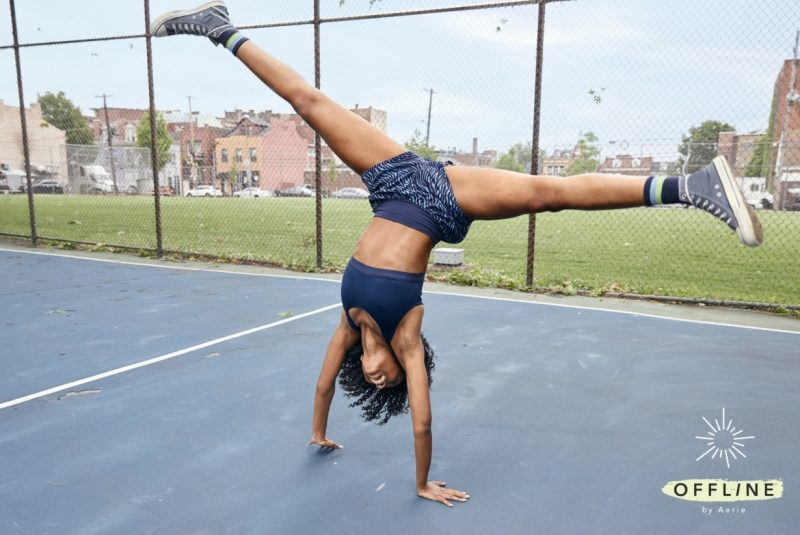 American Eagle Outfitters, Inc. Introduces OFFLINE by Aerie Photo Credit: Courtesy of Aerie