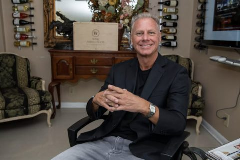 Brett Hudson. President & Co-founder of Wine Ambassador
