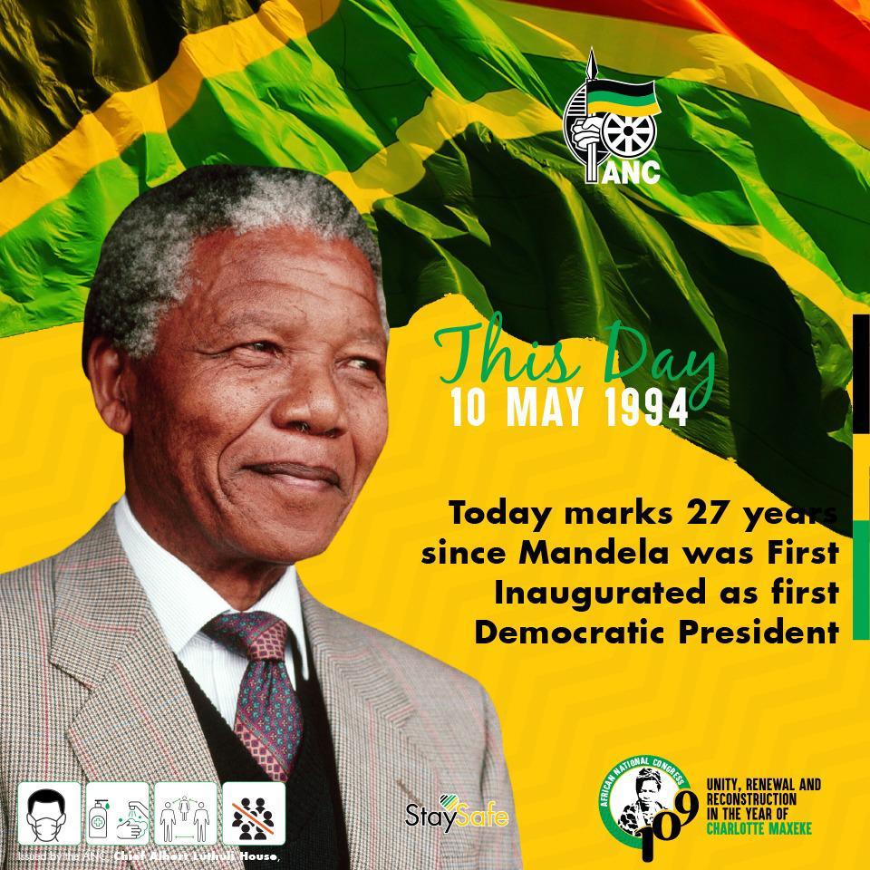 President Nelson Rolihlahla Mandela