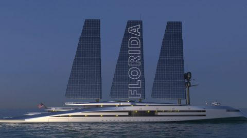 The Super Yacht Of The Future By Kurt Strand