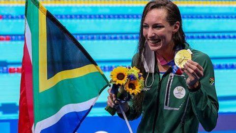 We salute our World Record Olympic Champion Tatjana Schoemaker!!