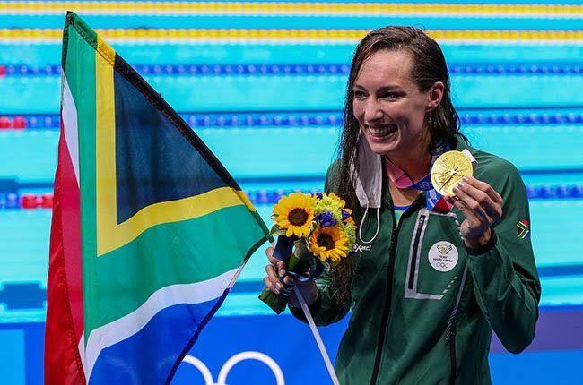 World Record Olympic Champion Tatjana Schoemaker