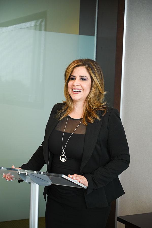 Jeannette Collazo-Speaker