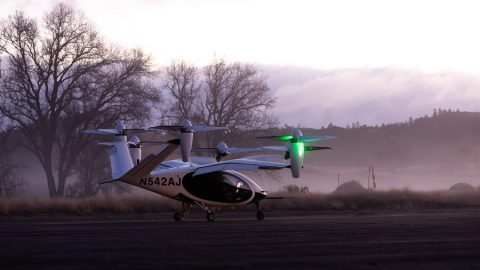 Joby and NASA Collaborate to Measure Noise Footprint of Electric Air Taxi