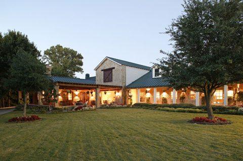 Twin Creeks Club House